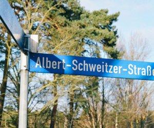 Albert-Schweitzer-Straße