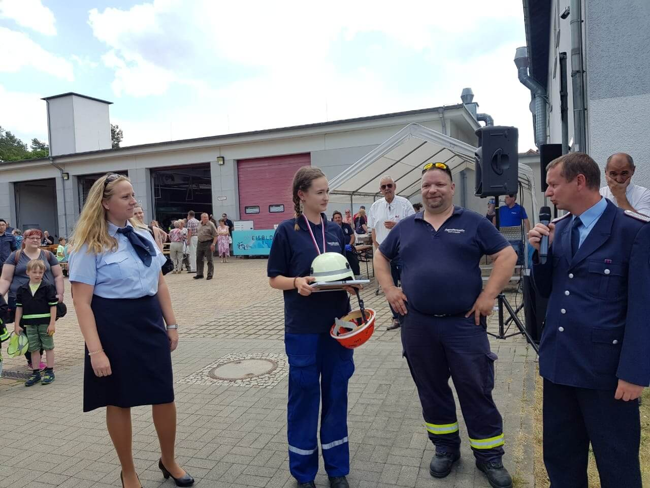 offene Tore Feuerwehr11
