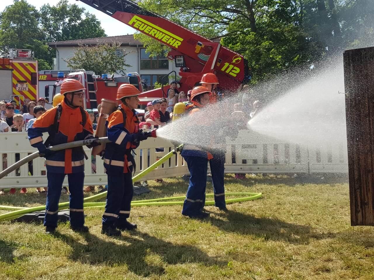offene Tore Feuerwehr3