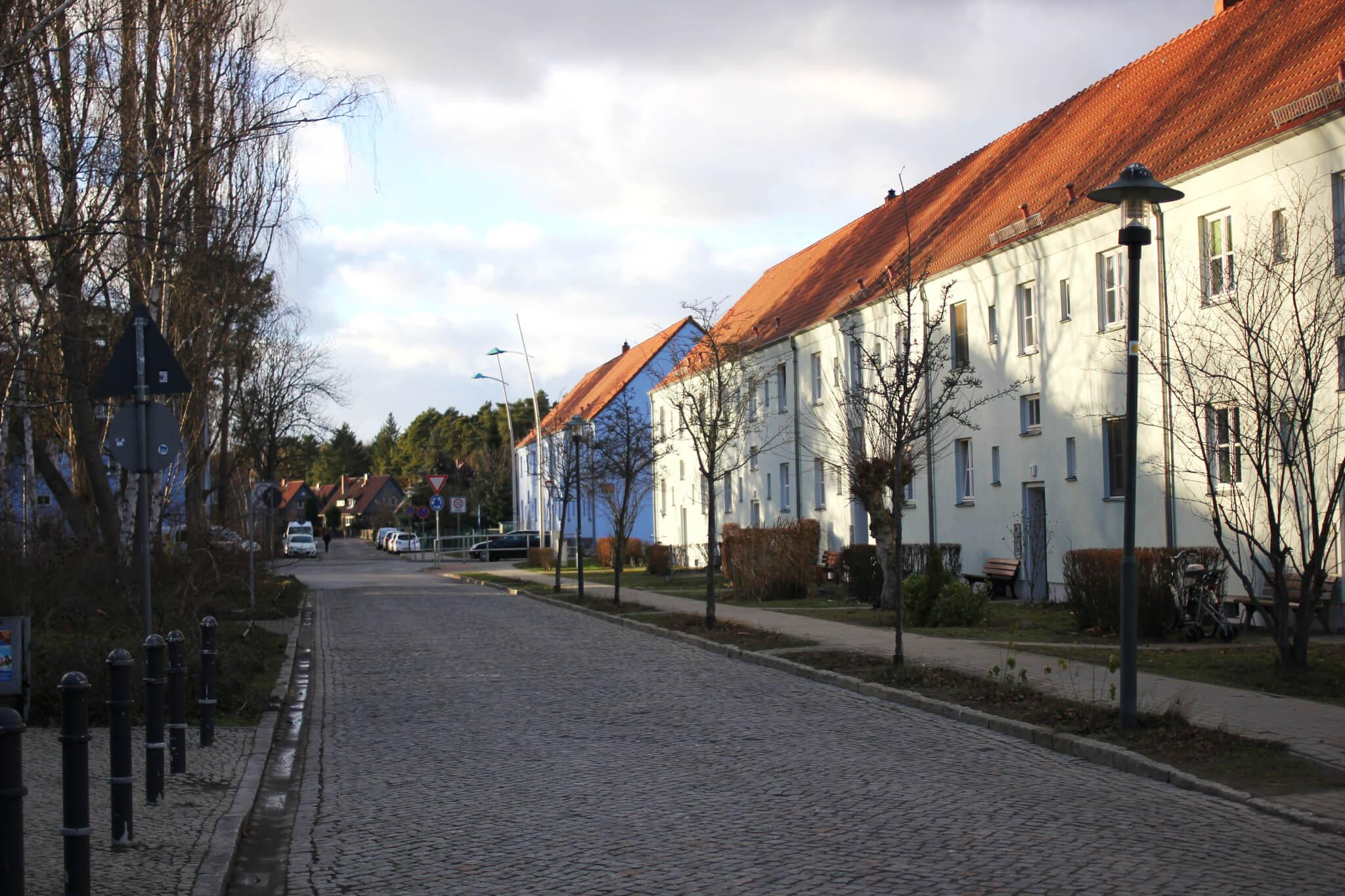 schulstraße in ludwigsfelde