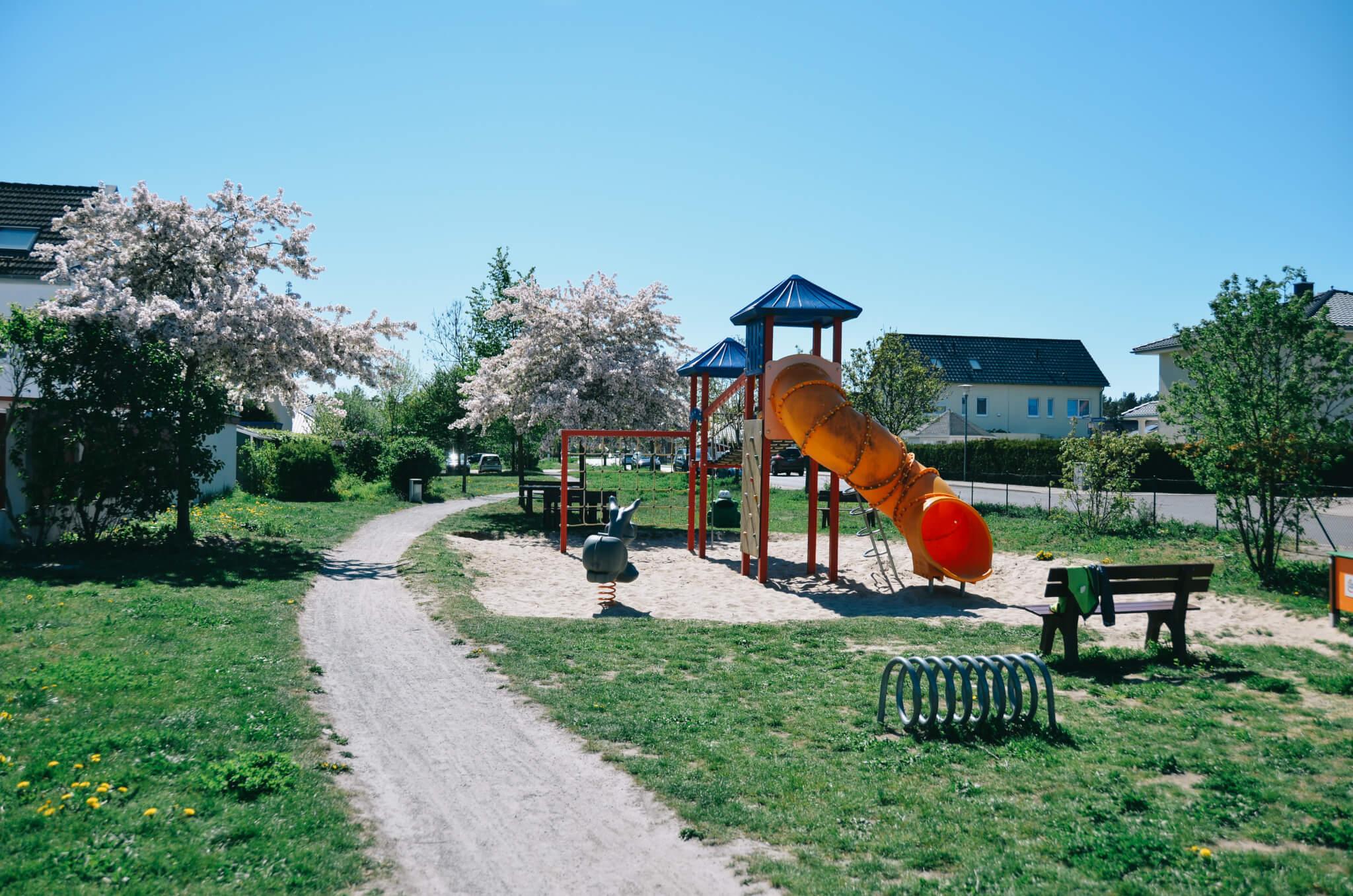 Spielplatz Ludwigsdorf