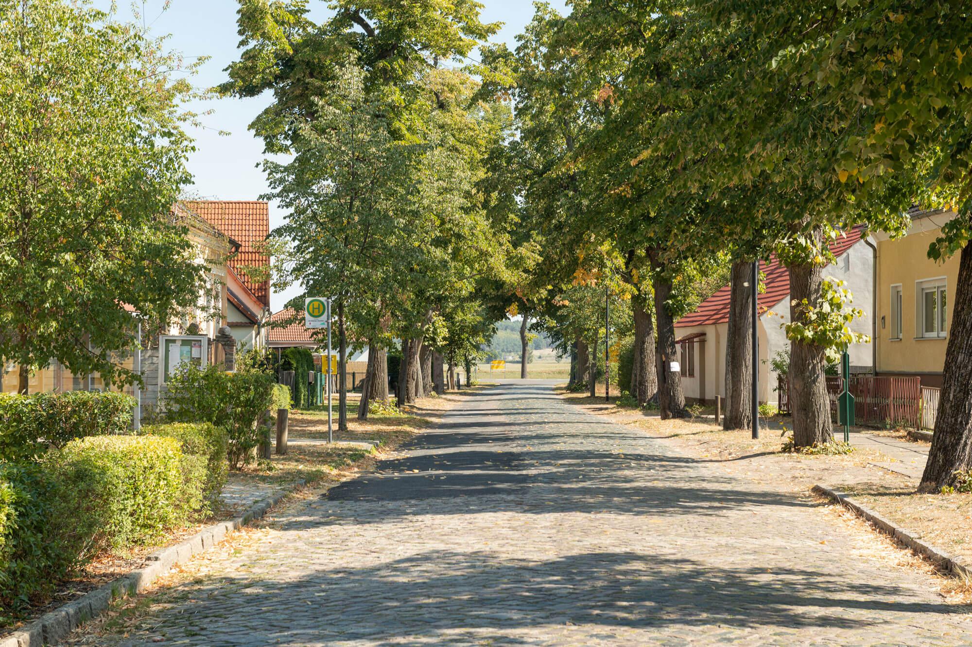 dorfstraße-Gröben