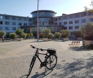 fahrrad Radhaus
