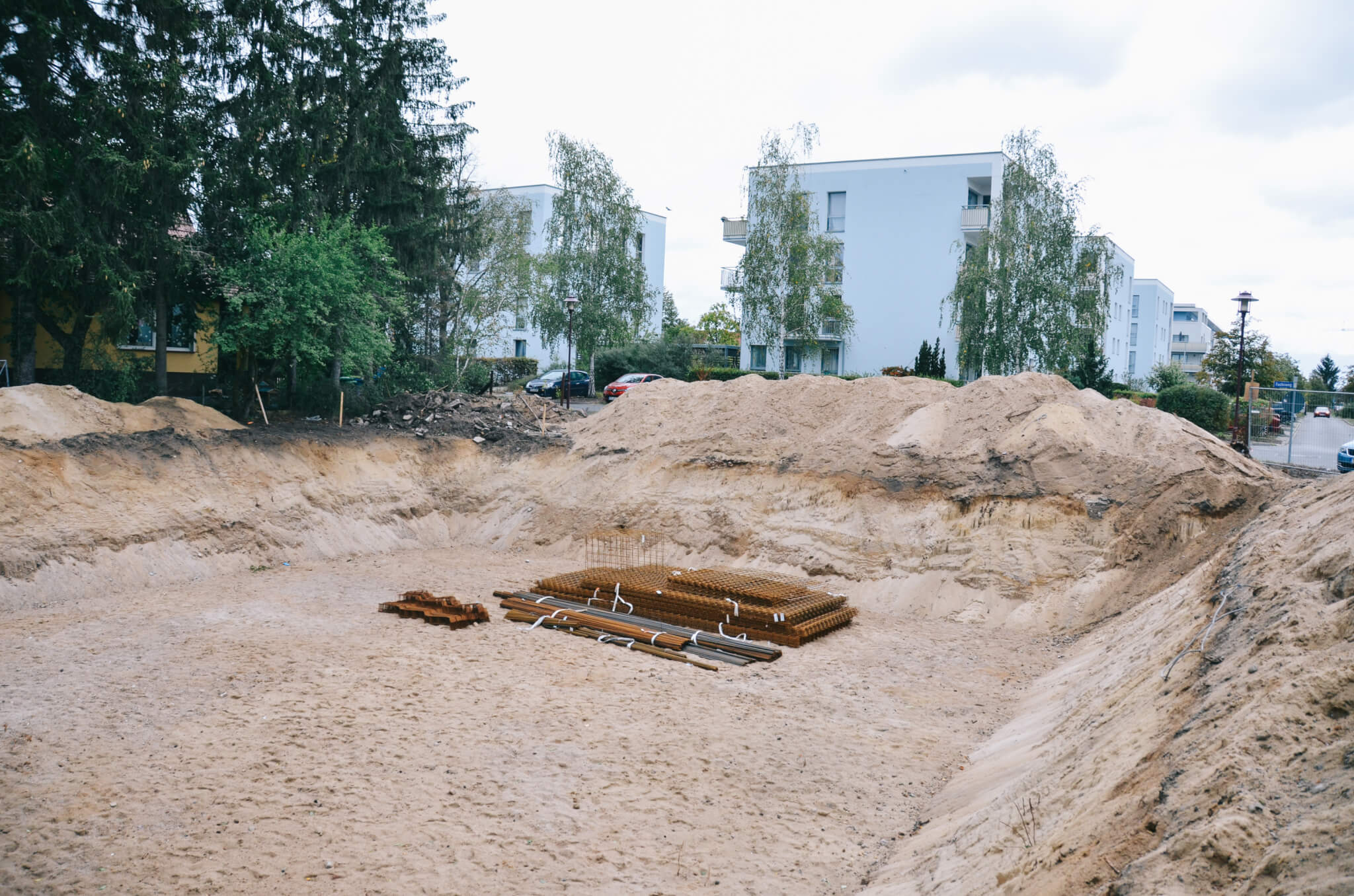 Fuchsweg Grundsteinlegung-0035