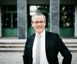 Andreas Igel Bürgermeister Schule