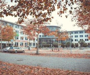 rathaus Herbst