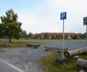 festwiese parkplatz
