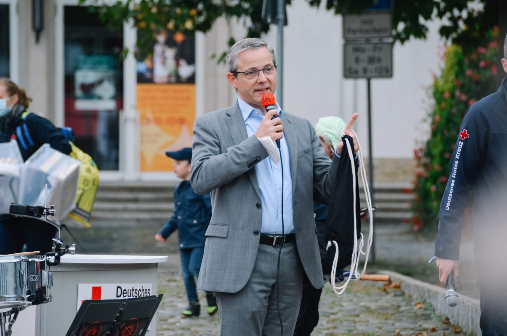 Bürgermeister Igel