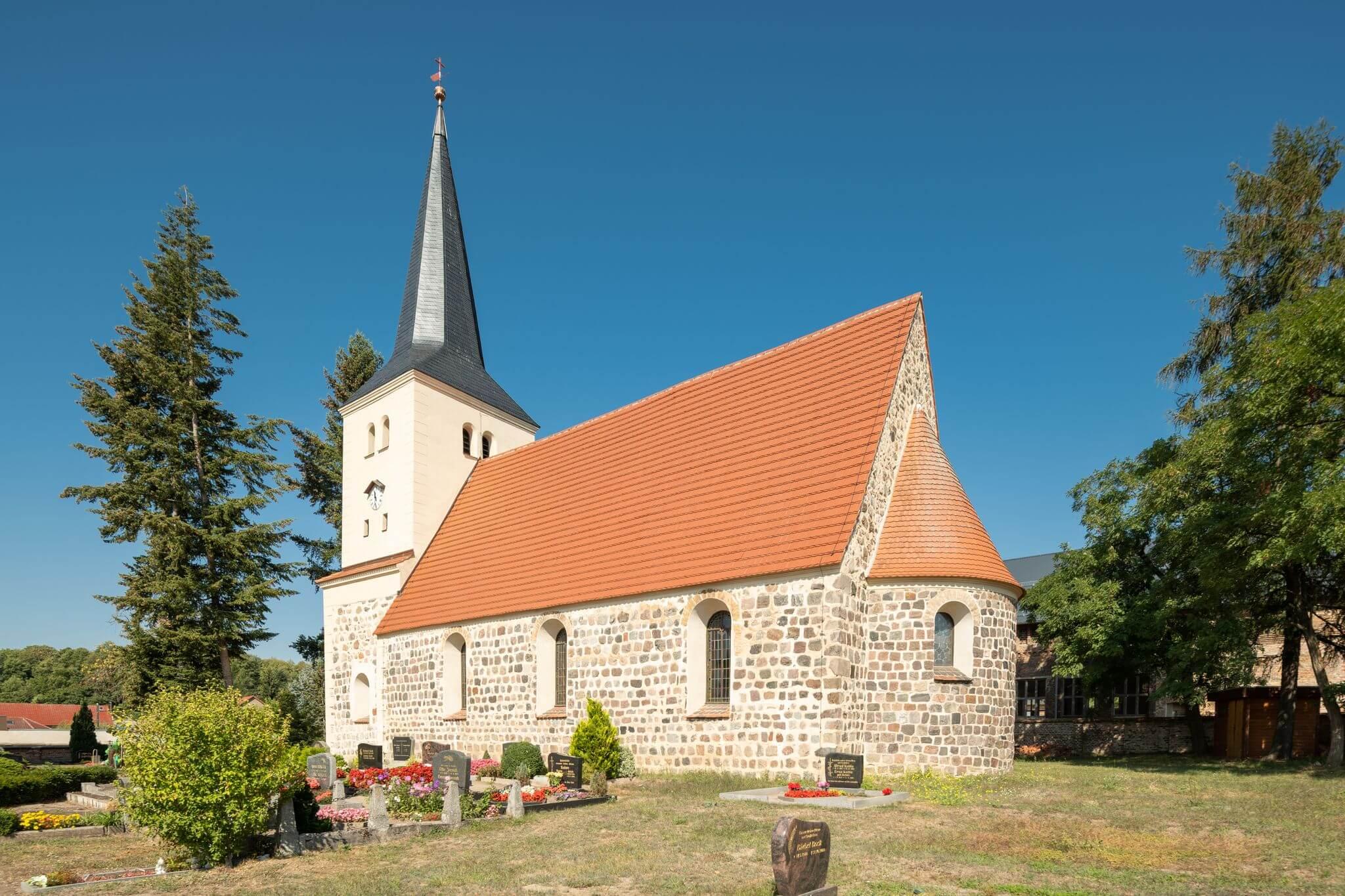 Kirche Siethen